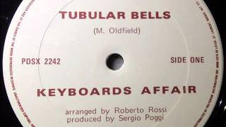 Keyboard Affair (Mike Oldfield) - Tubular Bells