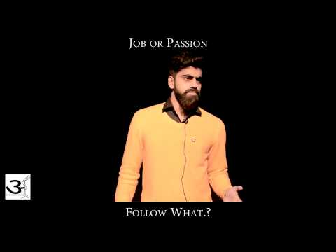 Senior Analyst Aur Uska Guitar-Mohit Grover II Job Or Passion II AWAAZ open mic II New Delhi
