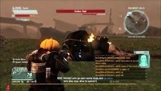 Defiance Gameplay - Halloween RIP Arkfalls - Episode Three