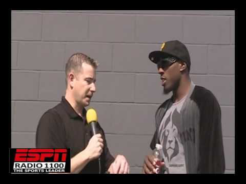 UFC 112: PHIL DAVIS on growing as a fighter