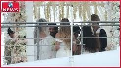 Heidi Klum & Tom Kaulitz: So romantisch war ihre Hochzeit.!!