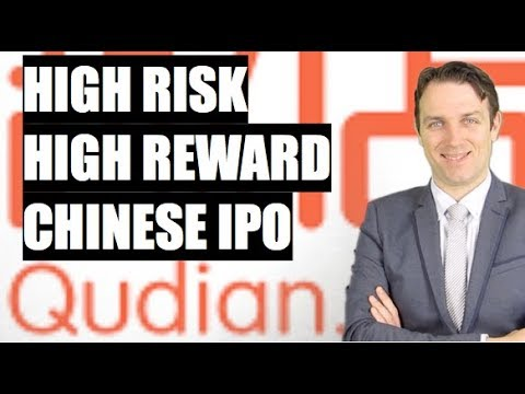 STOCK TO WATCH DECEMBER CHINESE IPO QUDIAN - PART II