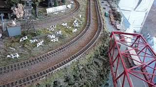Nゲージ 鉄道模型 いろいろな電車大集合 IN 鉄道模型カフェ浪漫 愛知県一宮市(5)
