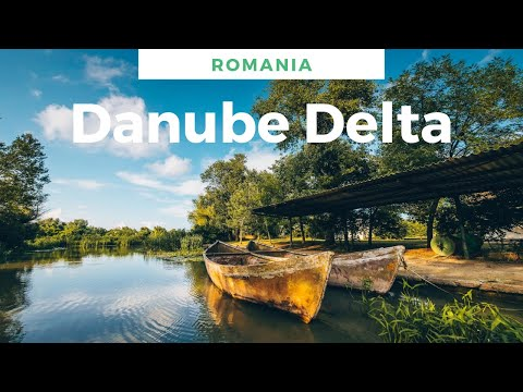 Danube Delta - Romania //  Almost the largest river delta in Europe???