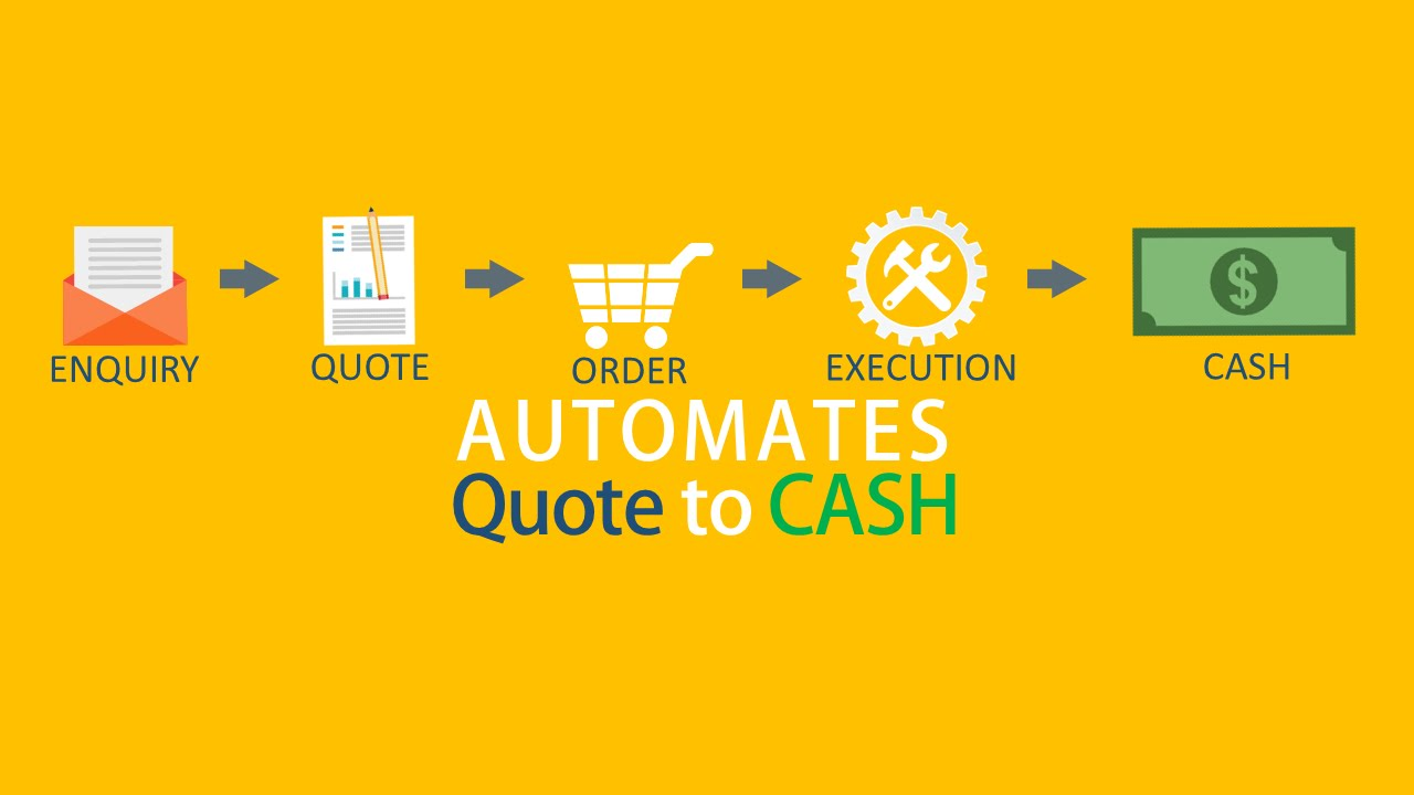 Quote To Cash Touchbase Quote To Cash  Youtube