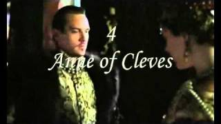 the tudors one king six queens