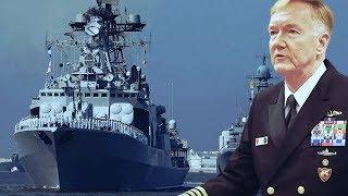 Адмирал Джеймс Фогго: Россия бросила ВЫ3ОВ США - Готова ли Россия к «бuтве за Атлантику»?