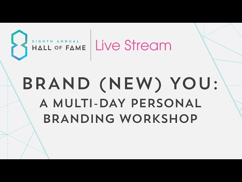Brand (New) You: A Multi-Day Personal Branding Workshop