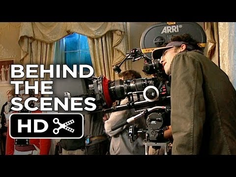 Pride & Prejudice BTS - Basildon Park (2005) - Keira Knightley Movie HD