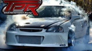 "Total Performance Racing - ""The Show Stopper Civic"" Thumbnail"