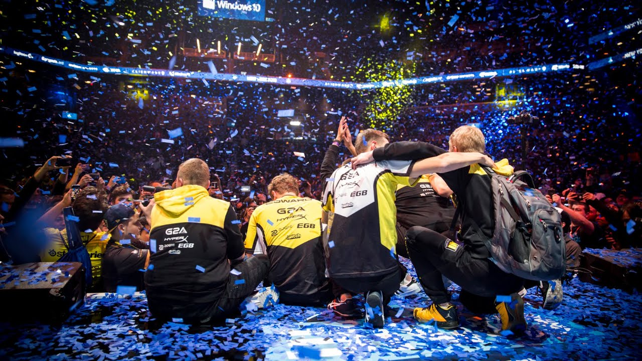 Natus Vincere: A Team of Champions