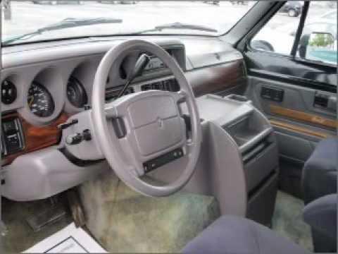 1997 Dodge Ram Van 2500 Grandberry Pa