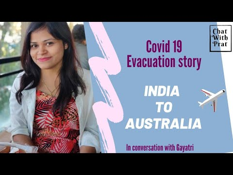 Coronavirus Travel | Evacuation Story | India To Australia | Quarantine Life