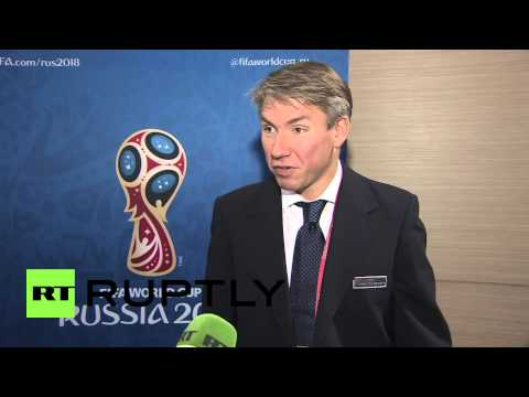 Russia: We aim to eradicate racism in Russian football - 2018 WC CEO