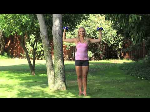 Tracey Mallett Workout for the Arms