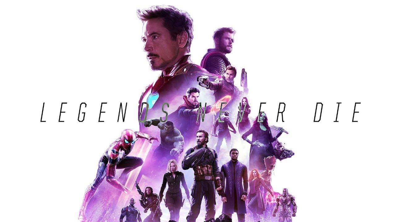 Avengers Legends Never Die Youtube
