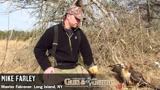 2014 Falconry Hunt- Long Island Gun & Game