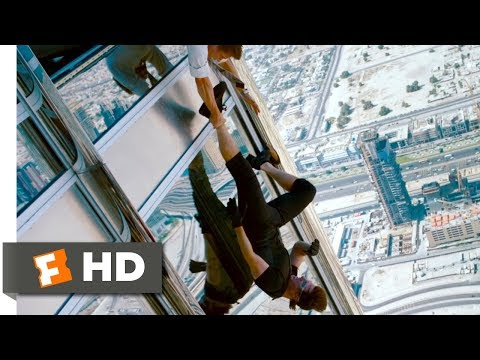 Mission: Impossible - Ghost Protocol (2011) - Get Down Here Scene (5/10) | Movieclips