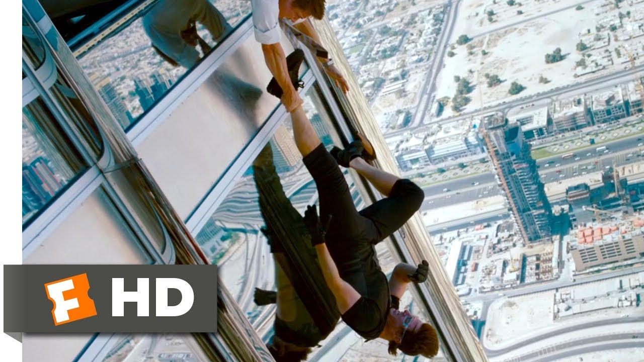 Download Mission: Impossible - Ghost Protocol (2011) - Get Down Here Scene (5/10)   Movieclips
