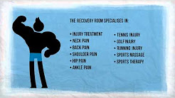 The Recovery Room Sports Injury & Back Pain Clinic