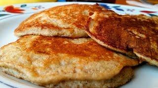 Nutritious Banana Pancakes - Gluten Free Flourless Pancake Recipe