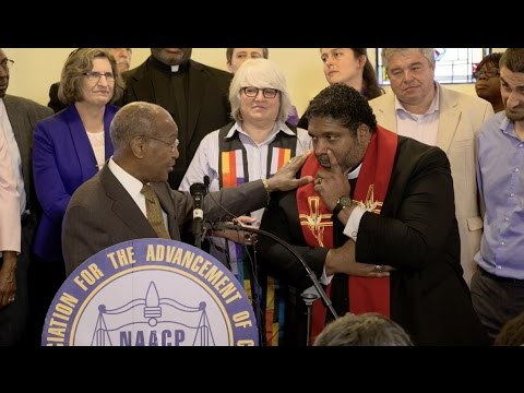 Rev. Barber Transitions from NC NAACP President to Poor People