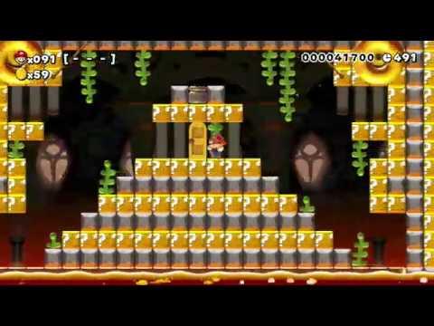 Super Mario Maker 100 Mario Challenge Super Expert No Skips 91