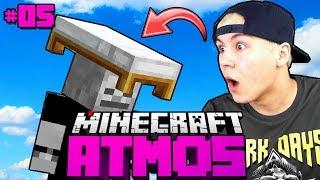 BETT ALS RÜSTUNG ANZIEHEN?! - Minecraft Atmos #05 [Deutsch/HD]