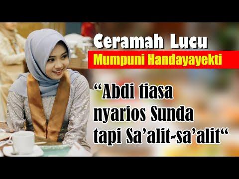 Ustadzah Mumpuni Ngaji Pake Bahasa Sunda, Lucu! Ini Video Terbarunya