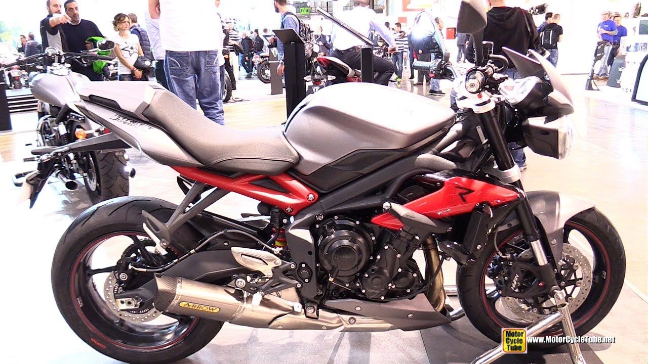 2015 triumph street triple 675 r walkaround 2014 eicma milan motorcycle exhibition youtube. Black Bedroom Furniture Sets. Home Design Ideas