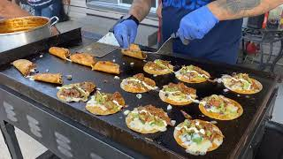 BIRRIA QUESA TACOS |The Best Mexican Street Tacos Birria | Quesabirria Tacos | Blackstone Griddle