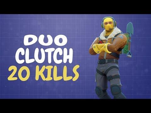 INSANE DUO CLUTCH | 20 KILLS w/ Pro5pect
