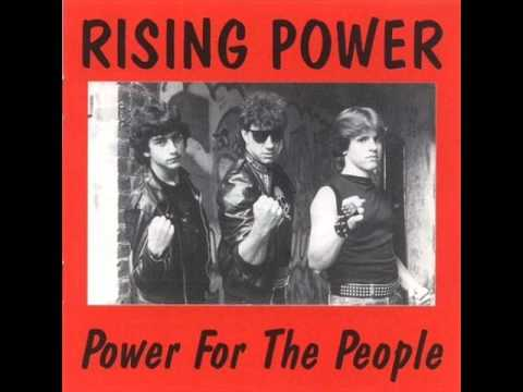 Rising Power - Power for the People 1984 (FULL ALBUM) [Power Metal]
