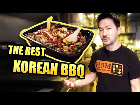 THE BEST KOREAN BBQ IN DOWNTOWN SAN JOSE