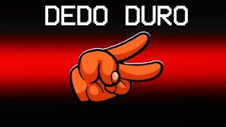 Among Us DEDO DURO