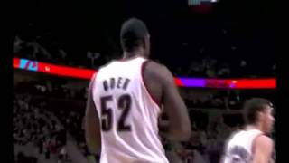 "Greg oden ""tears in portland"""
