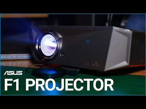 ROG at BlizzCon 2018 | ASUS F1 Gaming Projector