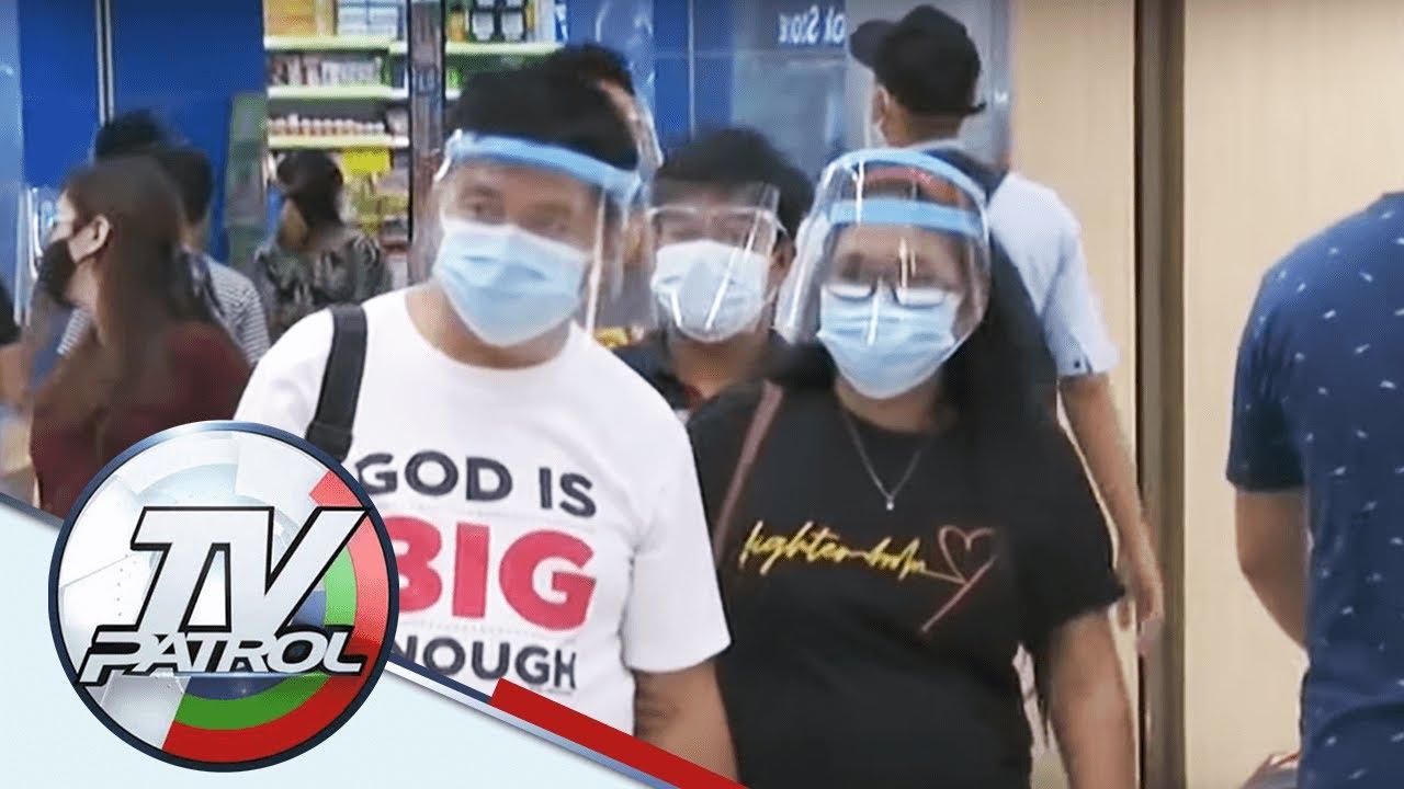 Mga pamilya nagdiwang ng Father's Day sa mga pasyalan, mall | TV Patrol