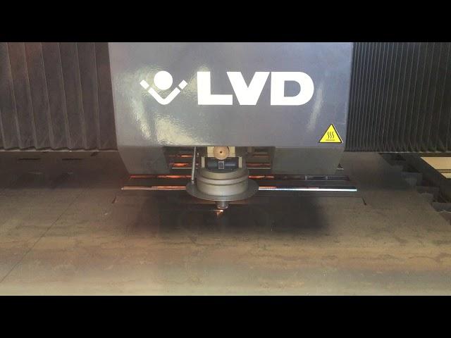 Laser CNC LVD Sirius