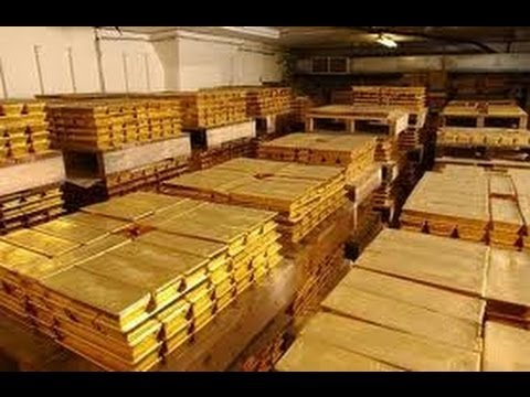 China Buys North Korea Gold Reserves as South Korea Increased Gold  By 16 Tons!!