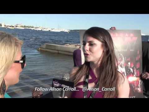Alison Carroll, Amsterdam Heavy, Cannes Film Festival