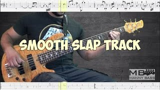 Slap Bass I want to praise you lord