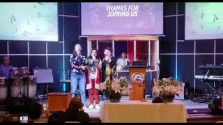 Ho Do Tuhan - Kaulah Harapan By Joy Tobing at GBI House of Faith