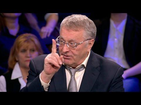 Владимир Жириновский: Крым