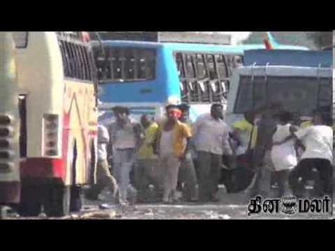 PMK Leader Ramadass demands for CB CID probe into Marakkanam violence — dinamalar