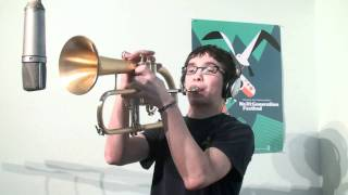 Josh Shpak | 2011 Next Generation Jazz Orchestra Audition