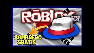Nuevo Coréia FEDORA de Roblox