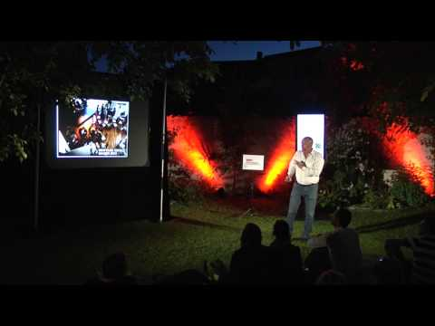 Attacking problems at its roots | David Batstone | TEDxAlmedalen