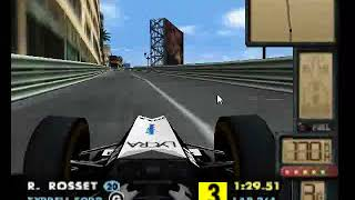F1 World Grand Prix 2 1998 Monaco Grand Prix(90 subs special)