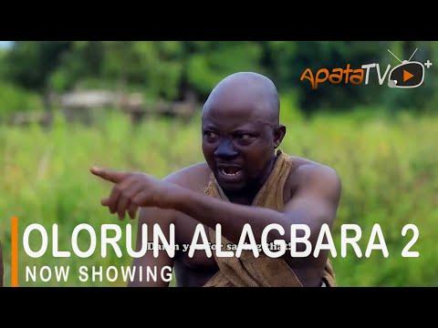 Olorun Alagbara 2 Latest Yoruba Movie 2021 Drama Starring Odunlade Adekola |Bose Aregbesola |Sanyeri